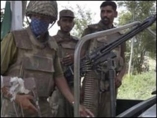 ارتش پاکستان در سوات