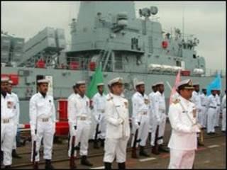 पाकिस्तानी नौसेना