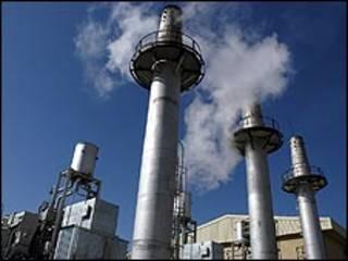 مفاعل أراك الايراني