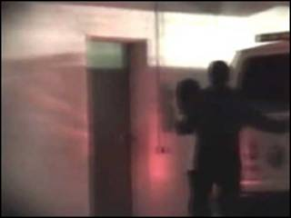 Imagen del video falso