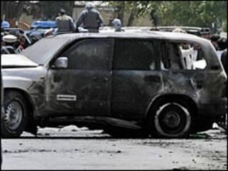 अफ़ग़ानिस्तान में विस्फोट (फ़ाइल फ़ोटो)