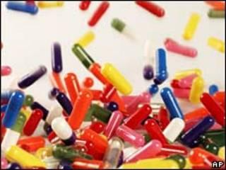 Таблетки, произведенные фирмой Pfizer