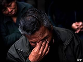 Familiares lloran a militares muertos en los últimos enfrentamientos