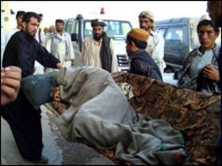 تفجير في افغانستان (ارشيف)