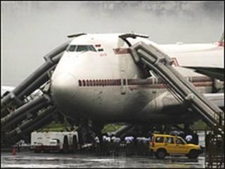 एयरइंडिया बोइंग 747