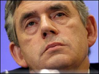 Thủ tướng Anh Gordon Brown