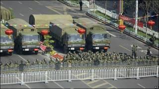 Protestas en Urumqi