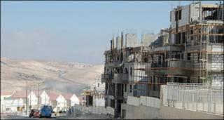 Asentamiento judío Maale Adumin.