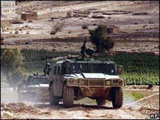 قوات يمنية في محاقظة صعدة