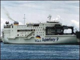 Tàu Superferry 9