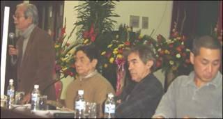 Một buổi sinh hoạt của TT nghiên cứu Minh Triết Việt