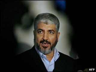 Khaled Meshaal/AFP