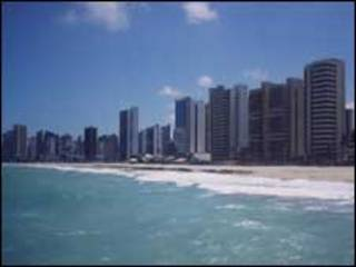 بلدة فورتاليزا بالبرازيل