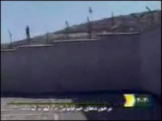 تصویری که تلویزیون دولتی ایران از کهریزک نشان داد