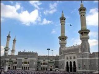 مسجد في مكة