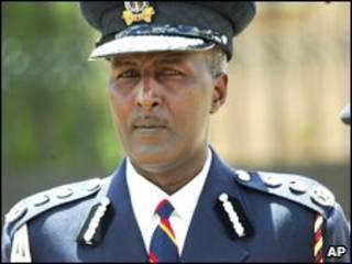 ژنرال حسین علی