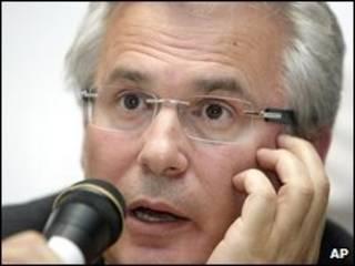 Baltasar Garzón (arquivo)