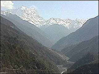 उत्तराखंड का पहाड़ी क्षेत्र (फ़ाइल फ़ोटो)