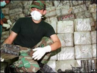 Decomiso de drogas en Venezuela (Foto: archivo)