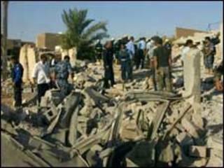 انفجار در عراق-آرشیو