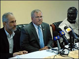 المحادثات السودانية حول قانون الاستفتاء