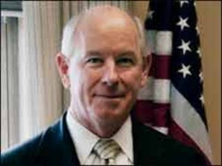 پی جی کراولی، عکس از سایت وزارت خارجه آمریکا