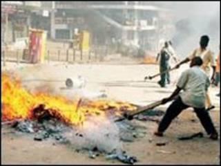 اشتباكات في أوغندا
