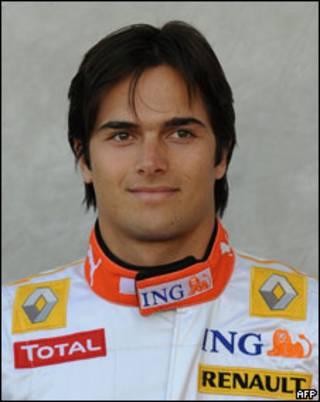 Nelsinho Piquet em março de 2009