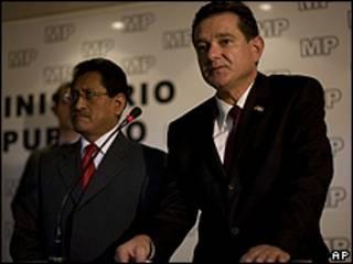 Carlos castresana, jefe de la CICIG
