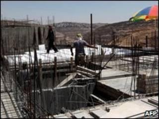 Israel xây nhà mới ở phía bắc Jerusalem