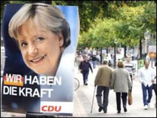 ملصق انتخابي في ألمانيا