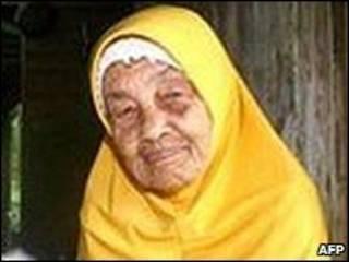 العجوز الماليزية
