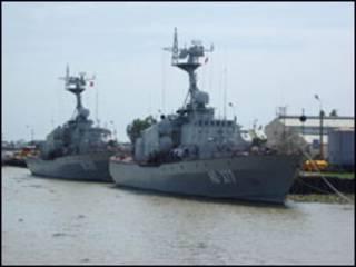 Tàu hải quân Việt Nam