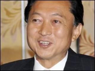 Waziri Mkuu wa Japan Yukio Hatoyama