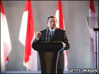 Tổng thống Susilo Bambang Yudhoyono