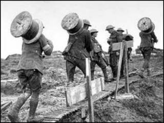 查珀尔街在一战期间共有161人报名参军