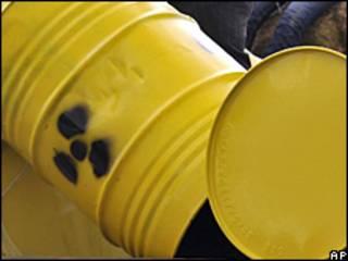 Barriles de residuos tóxicos. (Foto de archivo).