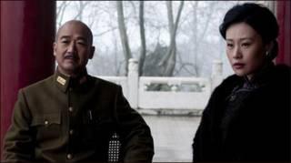 Một cảnh trong phim Kiến quốc đại nghiệp