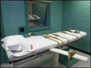 Phòng thi hành án bằng tiêm thuốc độc