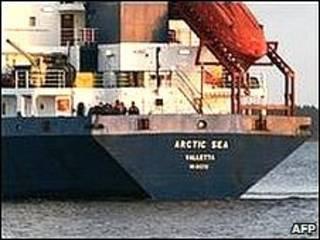 عکس آرشیوی از کشتی ام وی آرکتیک سی