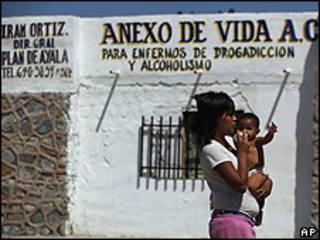Centro de rehabilitación en Ciudad Juárez