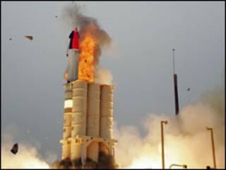 صاروخ ارو امريكي