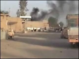 An kai hari a Yemen
