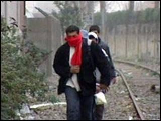 Người di dân ở Calais