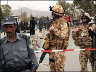 काबुल में विस्फोट