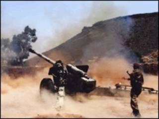 Conflito no noroeste do Iêmen