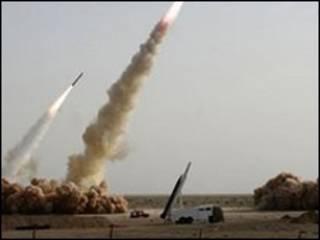 منظومة الدرع الصاروخية