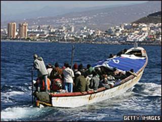 پناهجویان آفریقایی