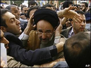 Mohammad Khatami/AP