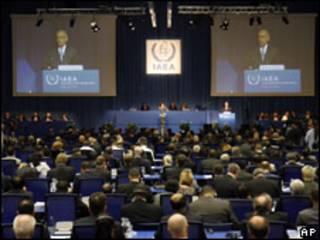 Conferencia General de la OIEA en Viena